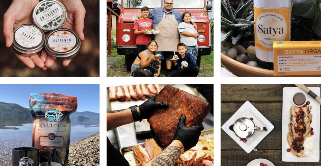 Indigenous-owned businesses to check out and support around Vancouver