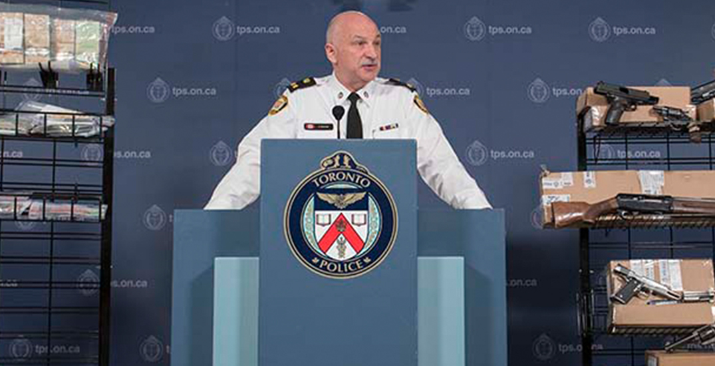 James Ramer named interm Toronto Chief of Police
