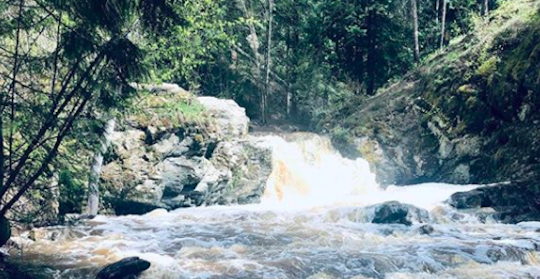 BC dad drowns after saving daughter from waterfall on Father's Day