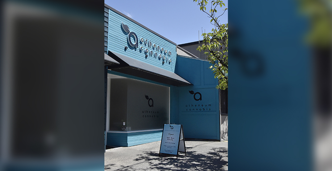 Vancouver's newest cannabis store opens in Kerrisdale today