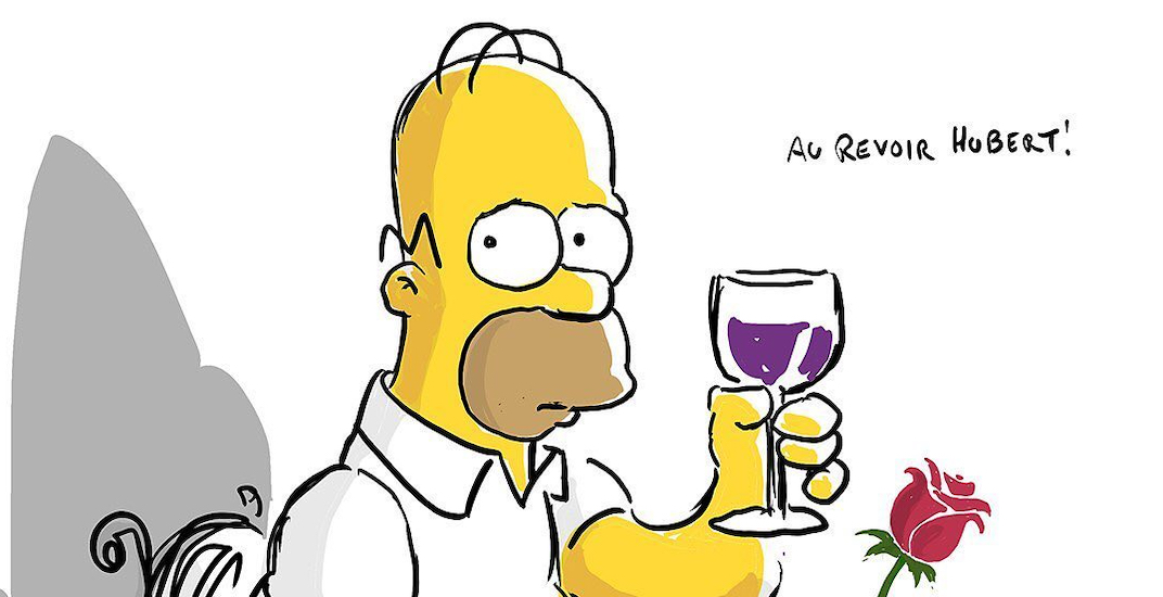 The Simpsons pay tribute to voice of Quebec's Homer Simpson