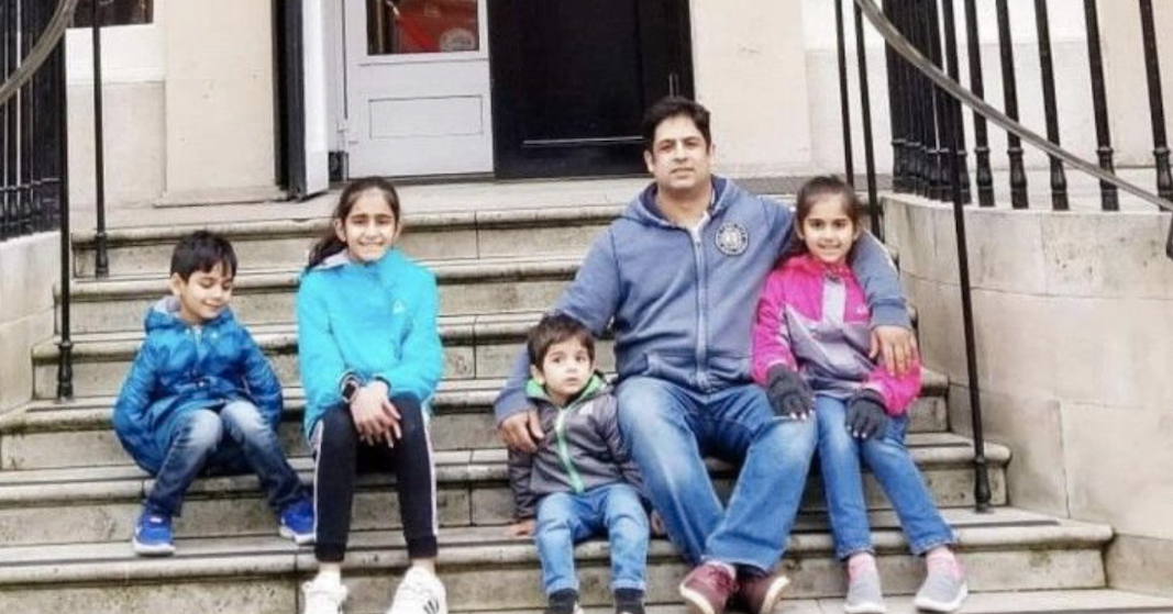 Fundraiser launched for BC father of four who drowned on Father's Day