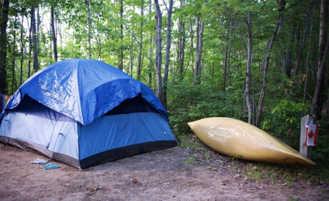 Camping spots to check out near Toronto this summer