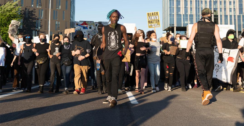 Multiple arrests made during peaceful Black Lives Matter protests in Portland