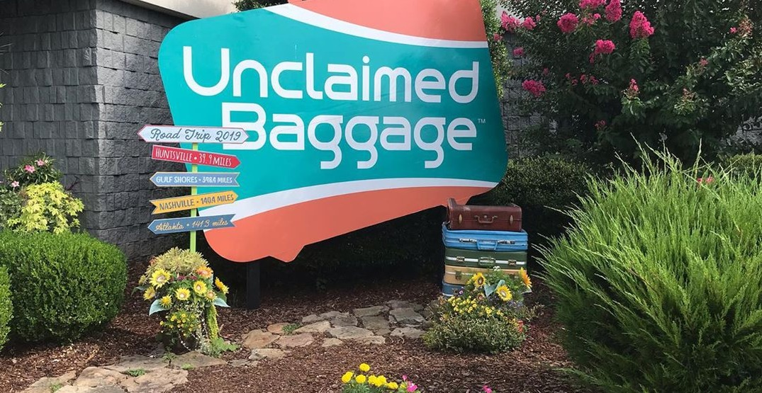 Alabama retailer that sells lost luggage opens new online store (VIDEO)