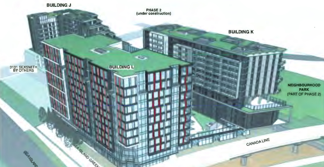 Pinnacle proceeds with its next Capstan Village phases in Richmond