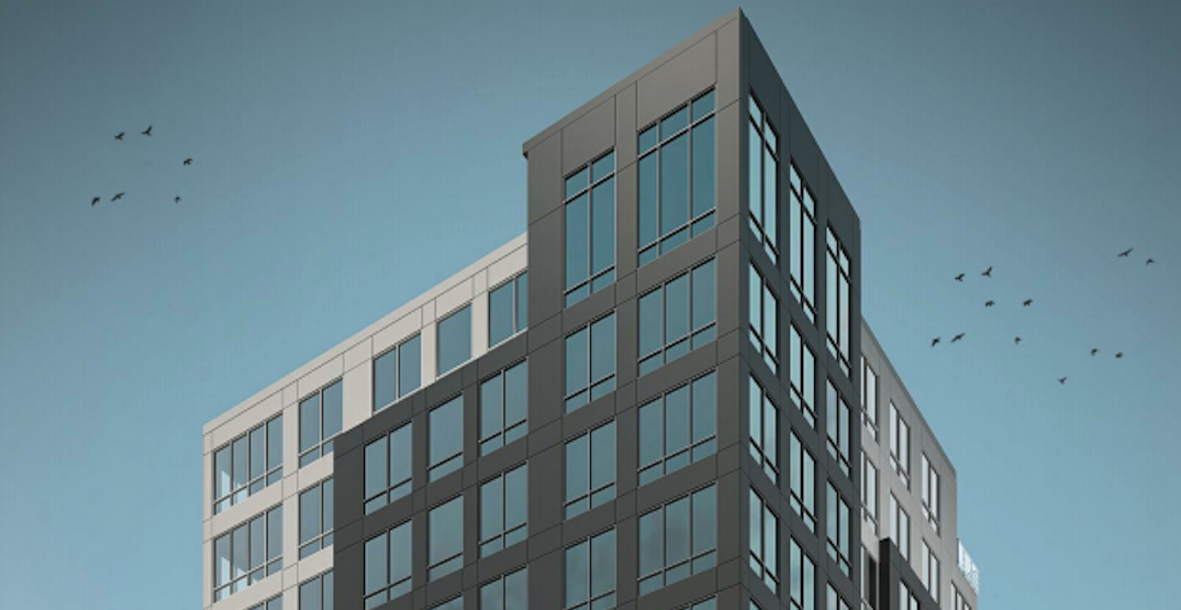 13-storey office tower proposed near King George Station in Surrey