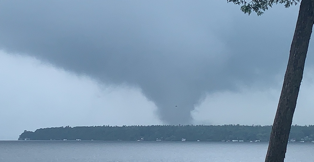 Tornado touches down during Ontario storm: Environment Canada