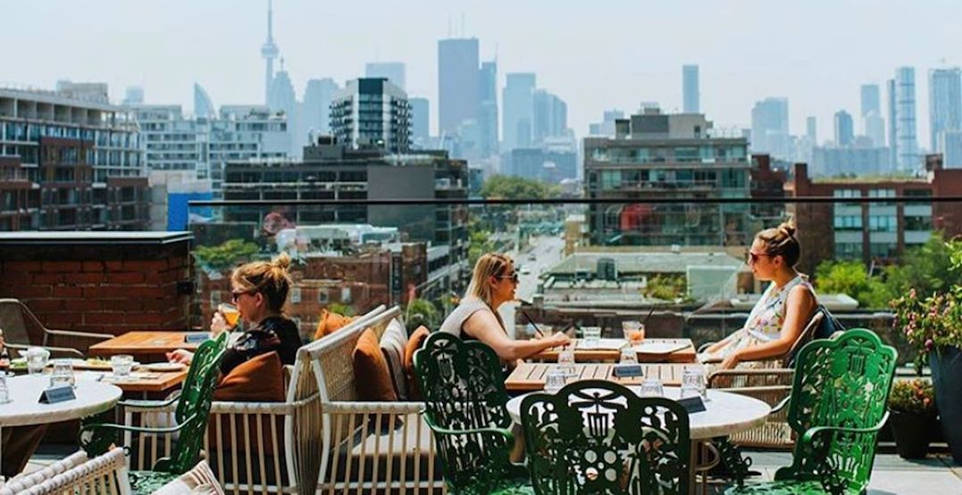 All the best Toronto patios you should visit this summer