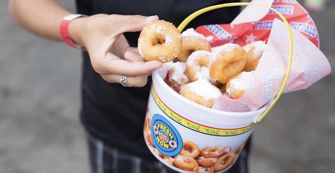 Calgary Stampede to host mini doughnut and pancake drive-thrus next month