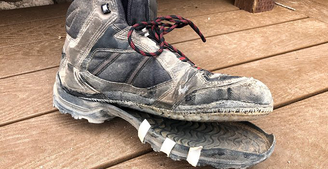 Grand Canyon temperatures are so high hikers' shoes are falling apart