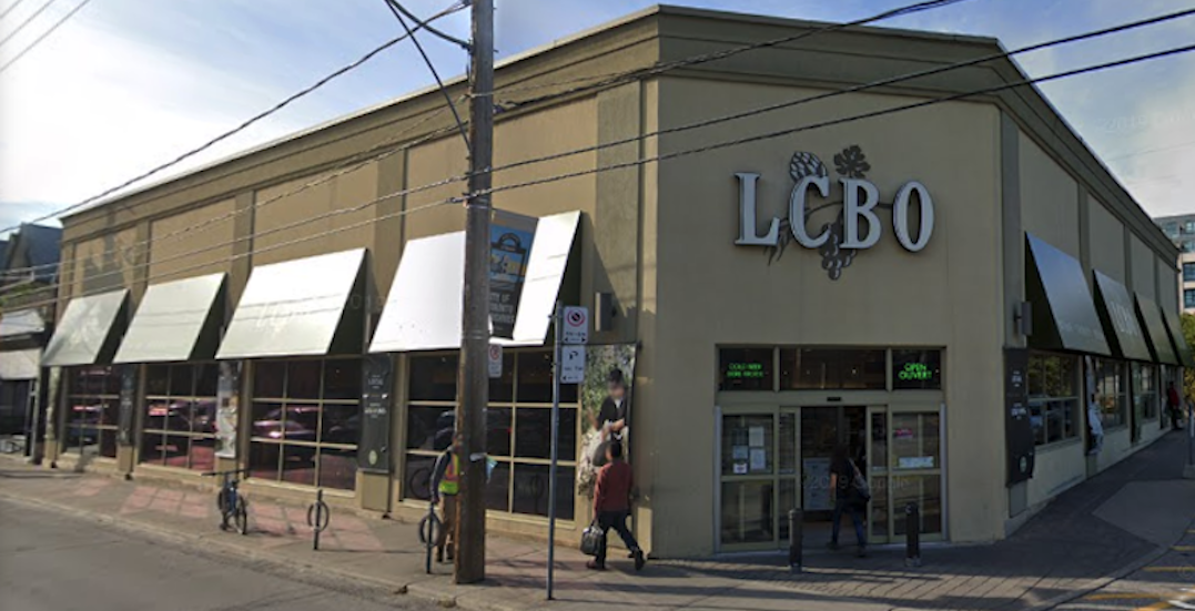 LCBO and grocery store coronavirus cases disclosed in Toronto this week