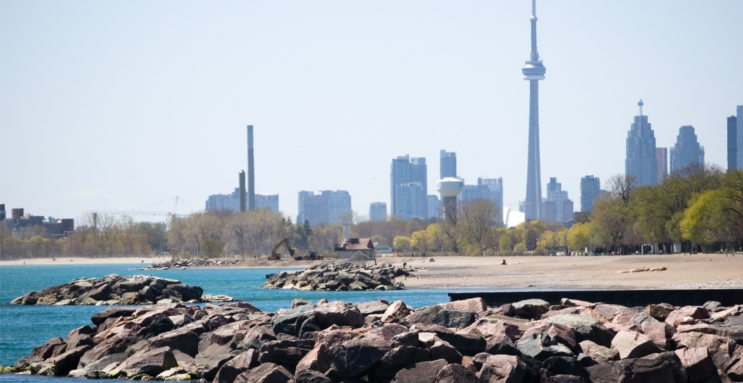 It's expected to feel like almost 20°C in Toronto today