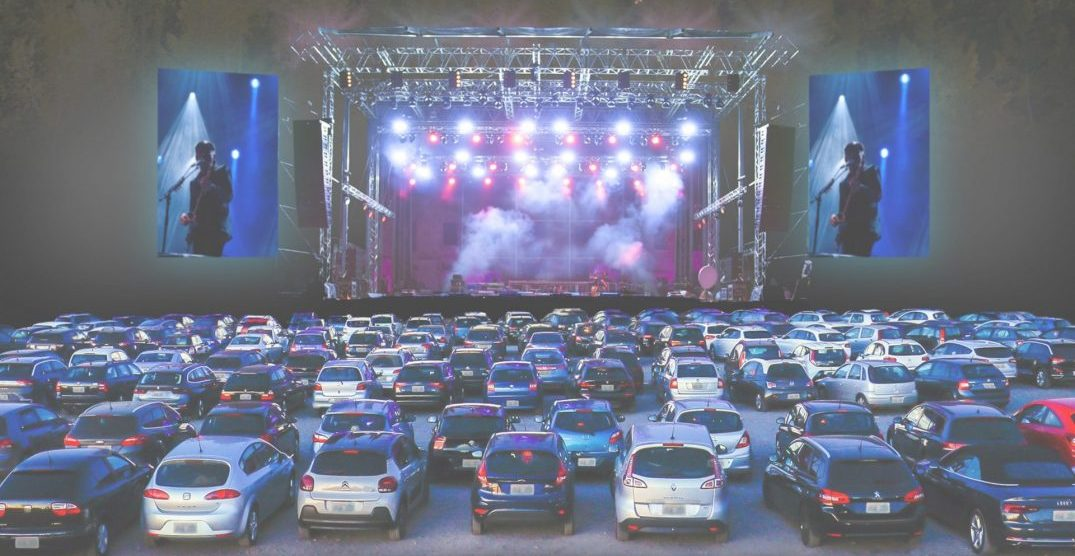 The Washington State Fair is hosting drive-in concerts next month