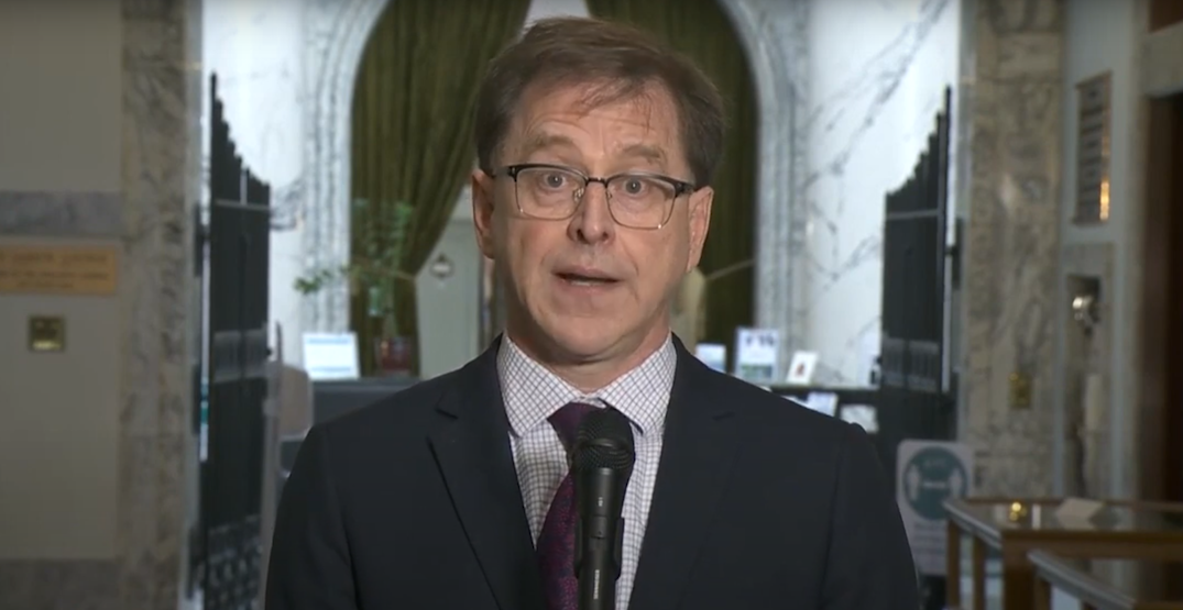 Adrian Dix makes emphatic statement about Vancouver's NHL hub city bid
