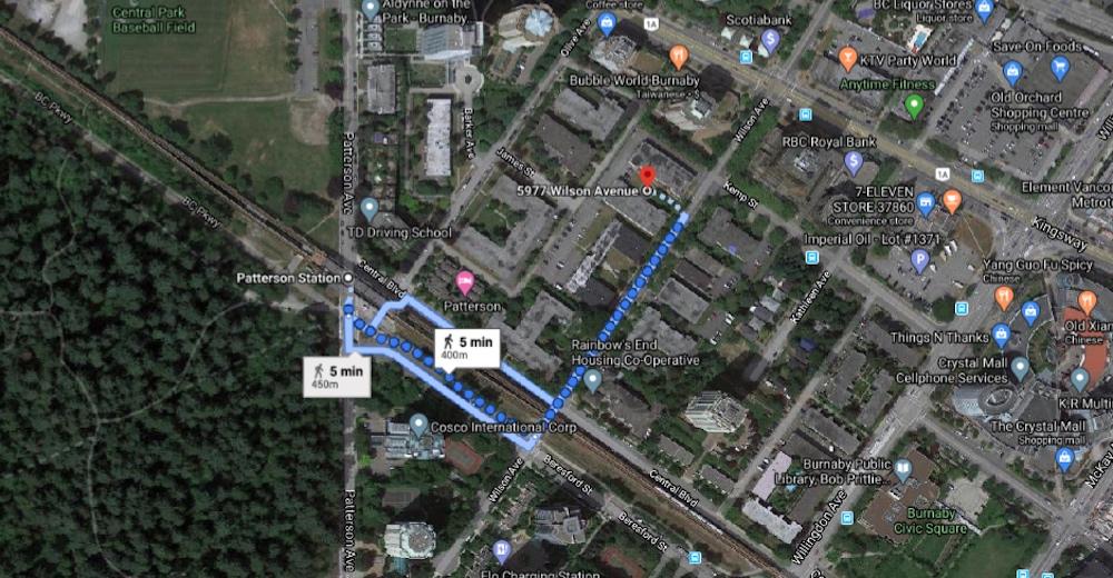 5977 Wilson Avenue Burnaby