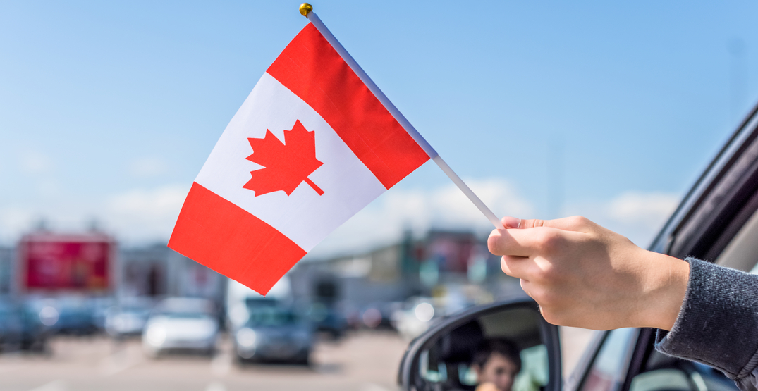 PNE to host first ever drive-thru Canada Day celebration and parade