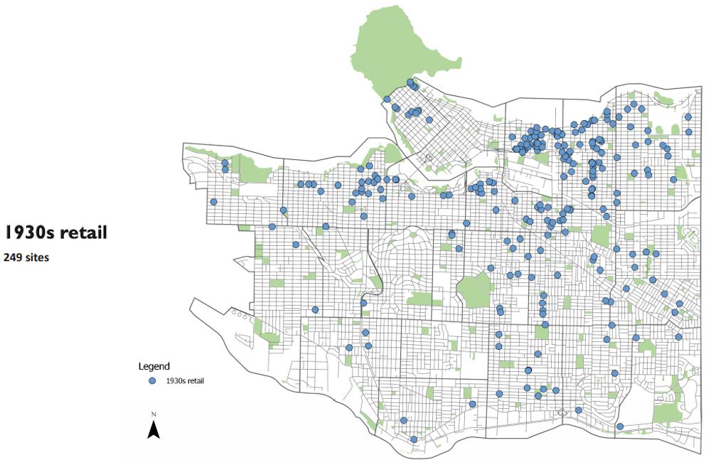 vancouver neighbourhood retail