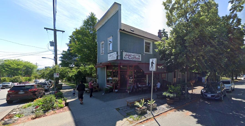 arbutus coffee 2200 arbutus street
