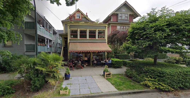 cardero cafe 1016 cardero street