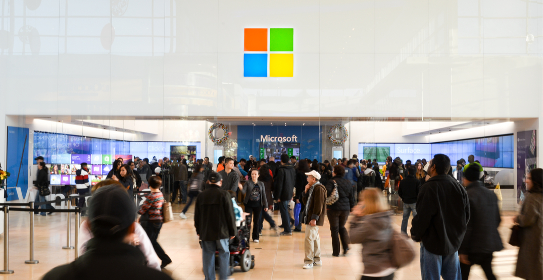Microsoft Store to close all of its brick-and-mortar retail locations