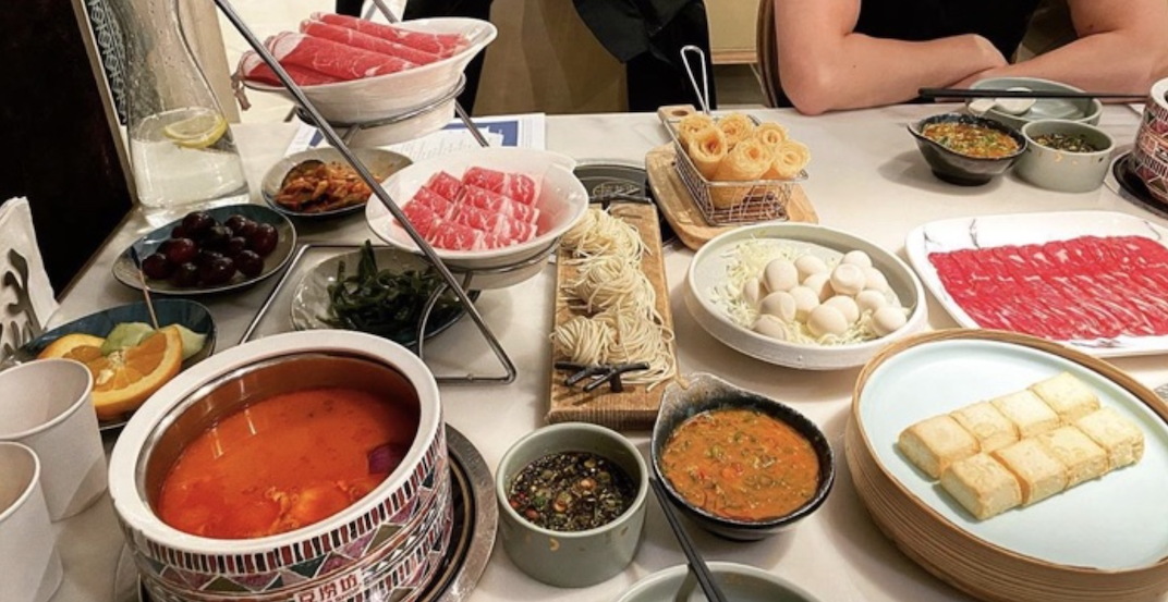 The Dolar Shop Hot Pot is opening in Burnaby's Station Square