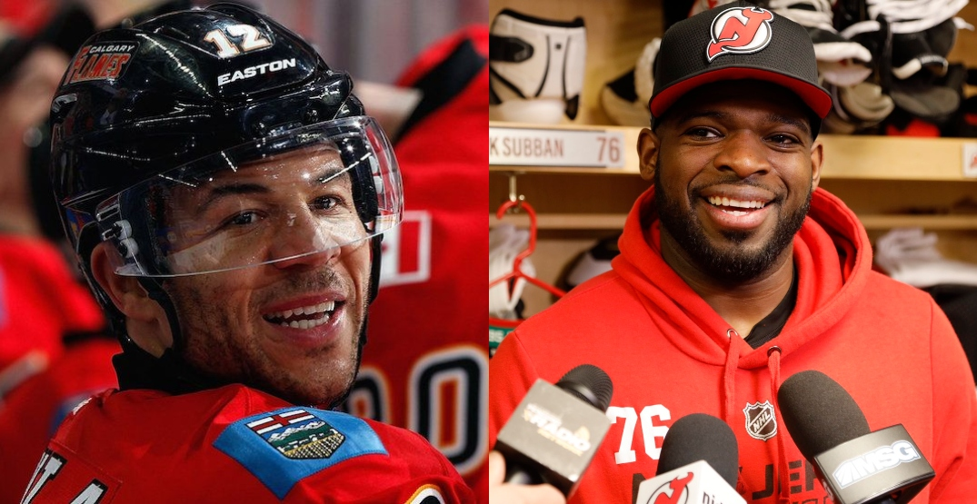 Subban shouts out Iginla, hockey's fourth Black player in Hall of Fame