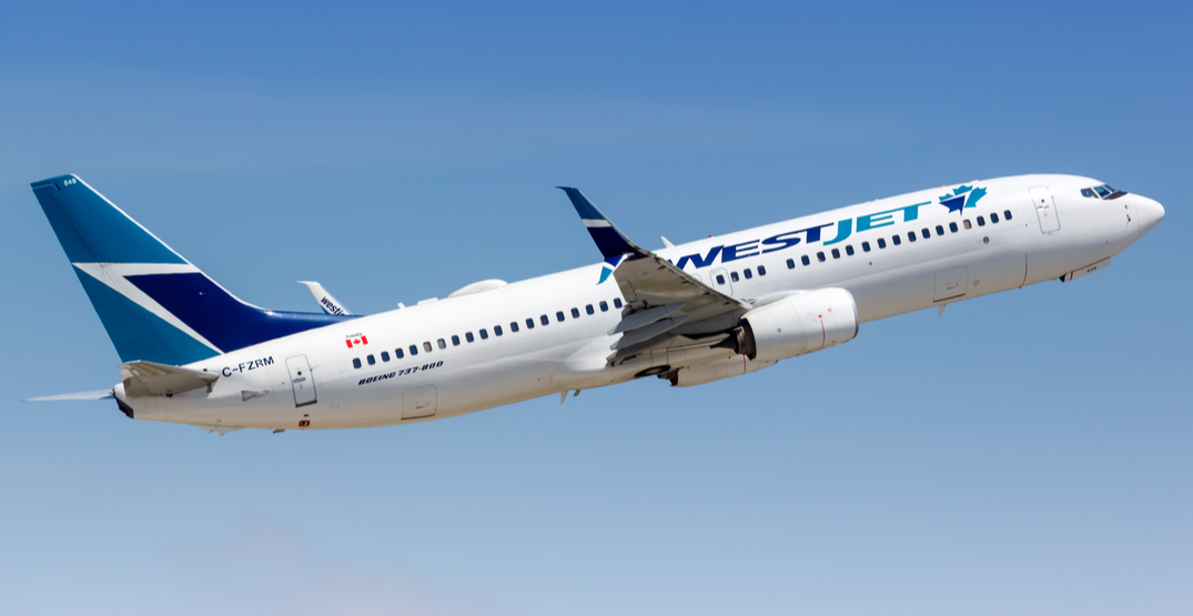 WestJet to eliminate physical distancing seating policy on its aircraft