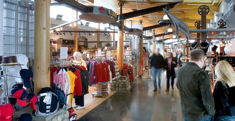 tsawwassen ferry terminal quay market