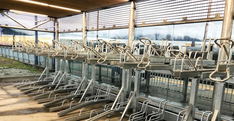 TransLink reaches full completion on $5.3 million bike parkade expansion