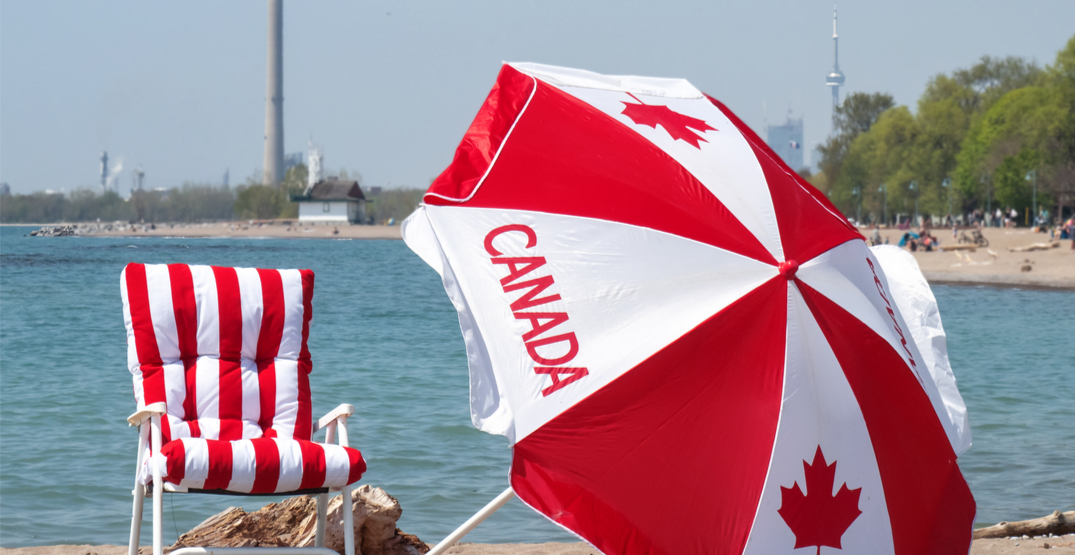 Here's what the weather looks like for Canada Day in Toronto