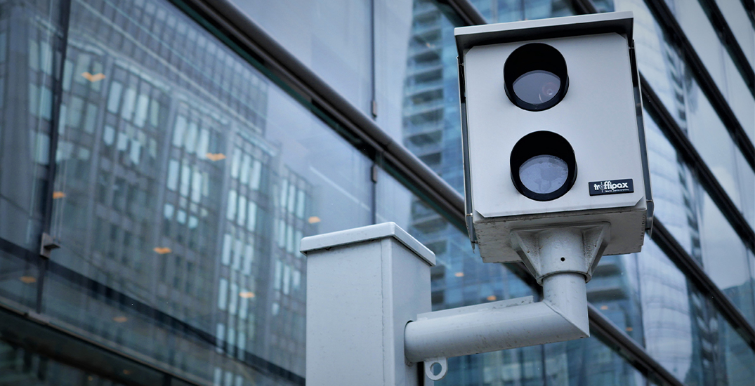 Toronto's automated speed cameras begin issuing tickets today