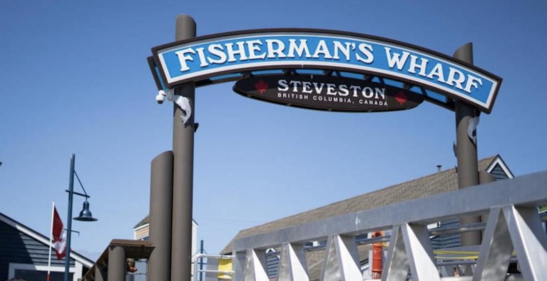 Masks are now mandatory at Steveston Fisherman's Wharf