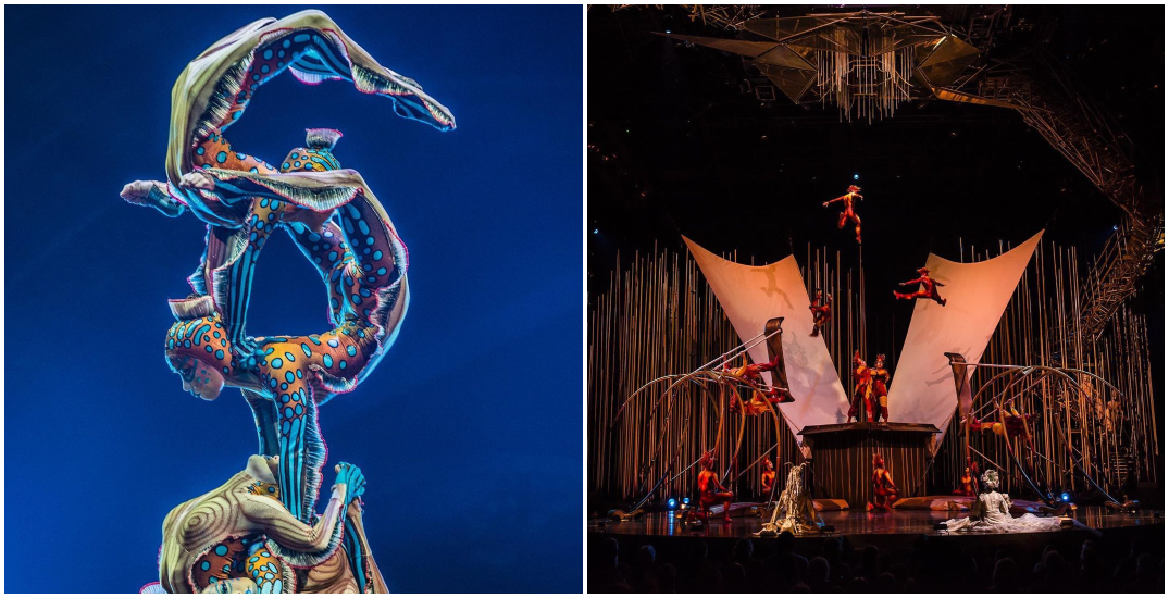 Cirque du Soleil files for bankruptcy protection after months-long closure