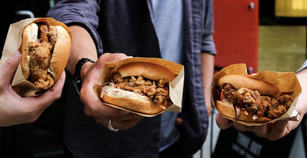 Juke is offering half-priced chicken sandwiches on July 6