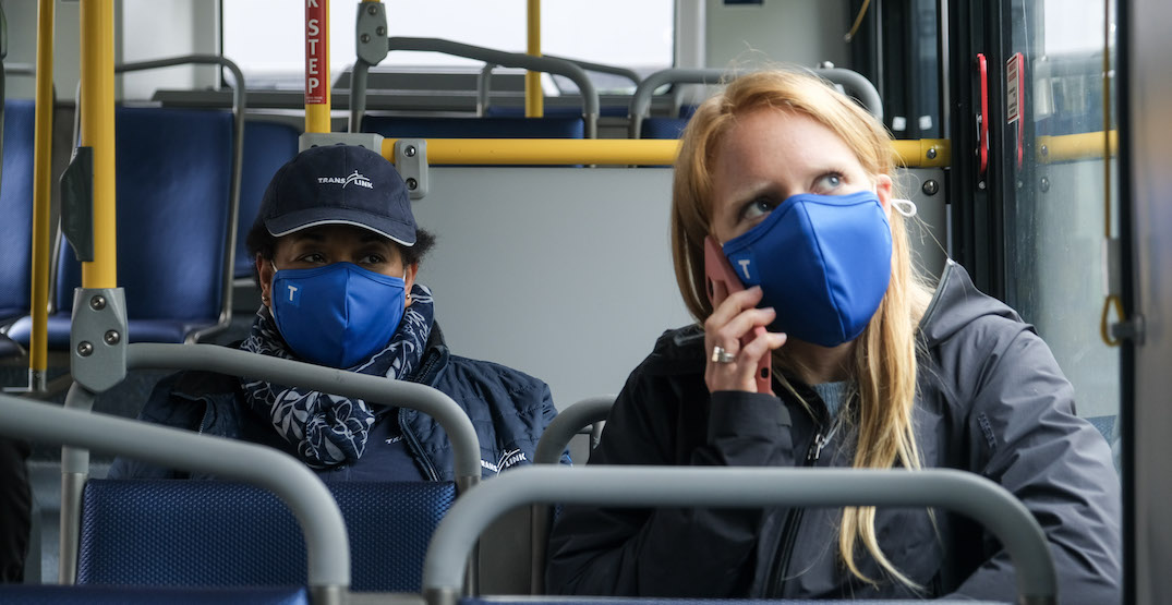 Face masks and coverings mandatory on transit starting tomorrow