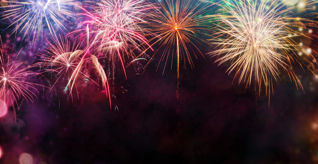 Here's how you can enjoy virtual fireworks on Canada Day