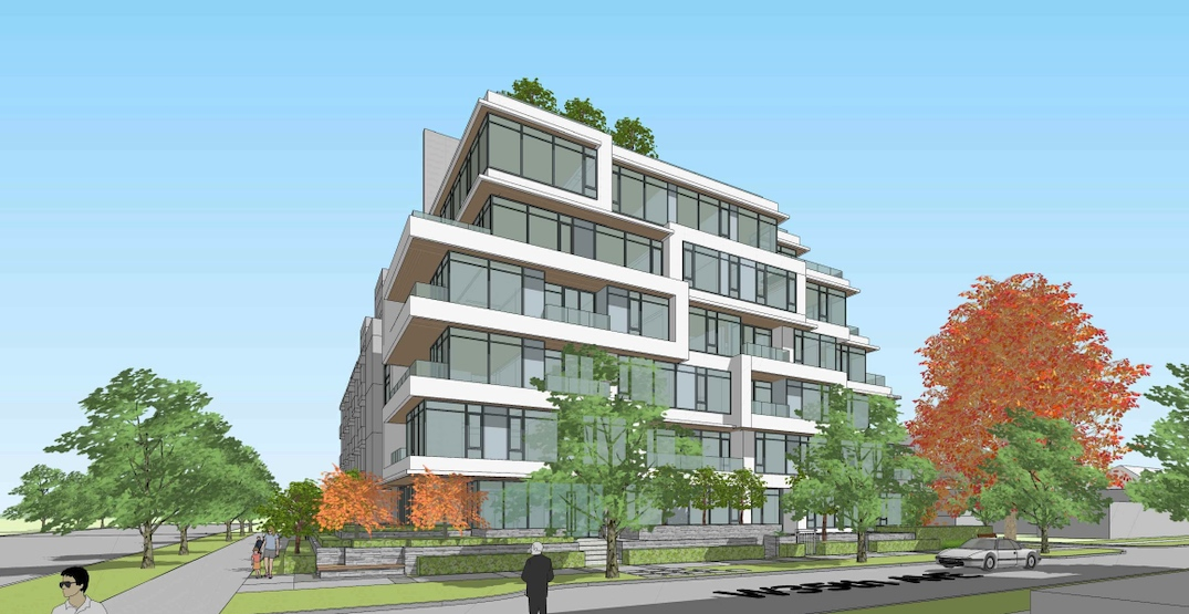 16 new homes coming to Cambie Street next to Queen Elizabeth Park