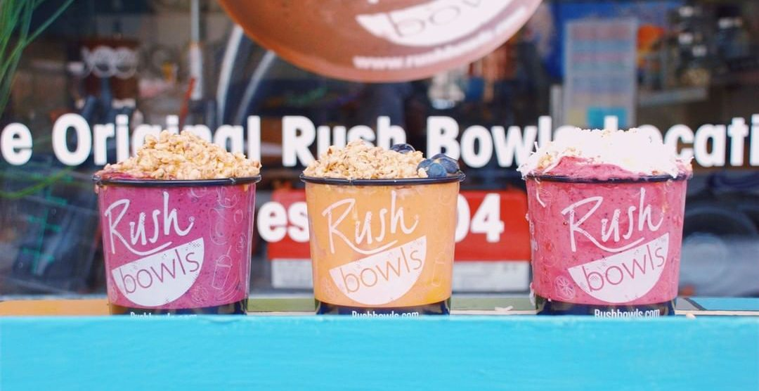 What to eat in Portland today: Rush Bowls