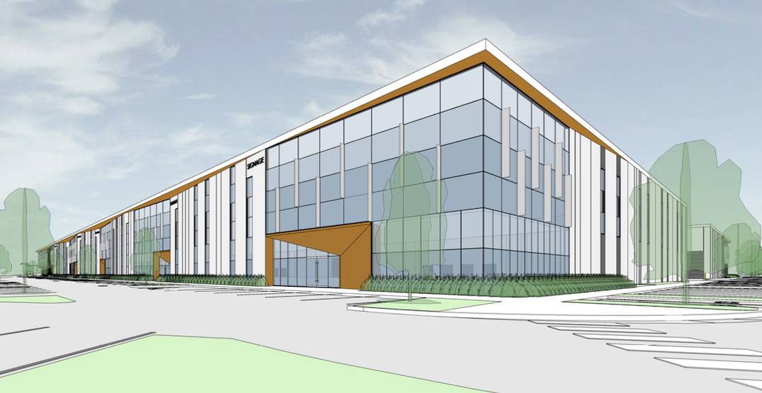 Beedie planning major warehouse and office complex for South Burnaby