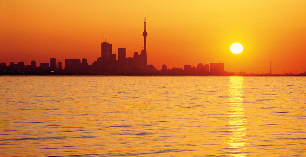 It's going to feel like 40°C in Toronto next week