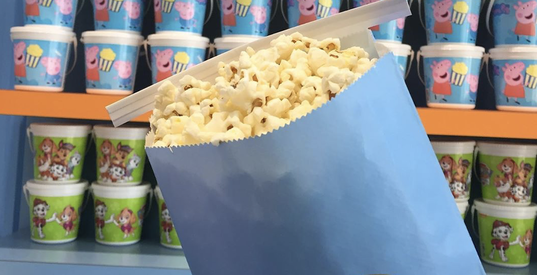 You can now get Kernels Popcorn delivered to your door in Vancouver