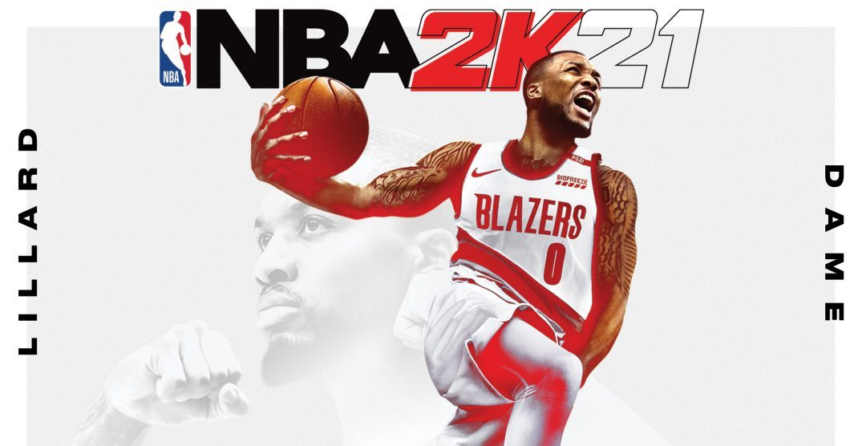 Trail Blazers' Damian Lillard announced to be NBA 2k21 cover athlete