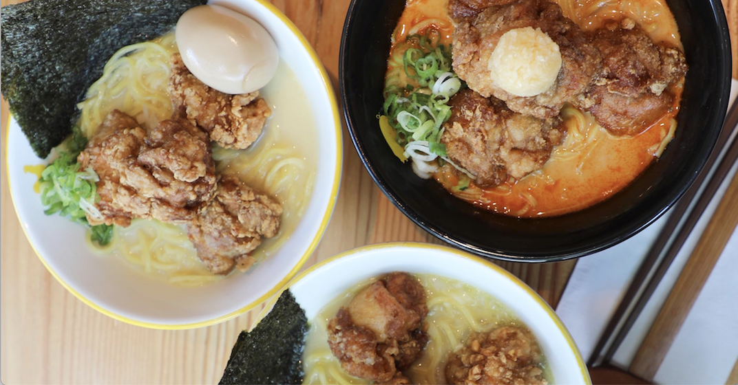Kinton Ramen to offer half-priced bowls on September 25