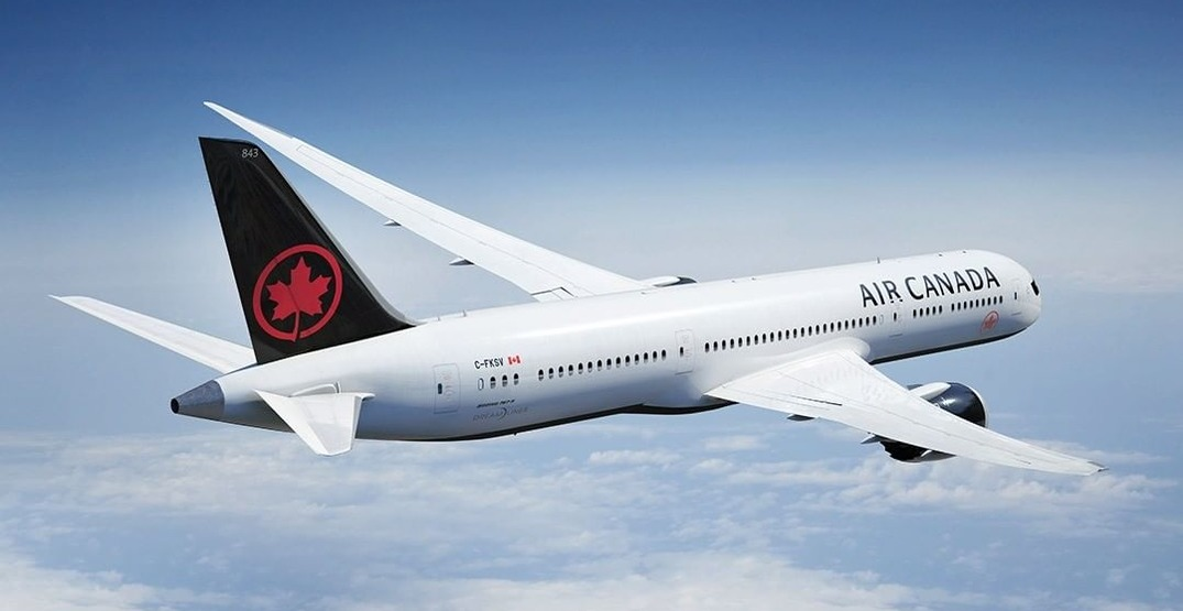 Air Canada is discontinuing service for 30 domestic routes
