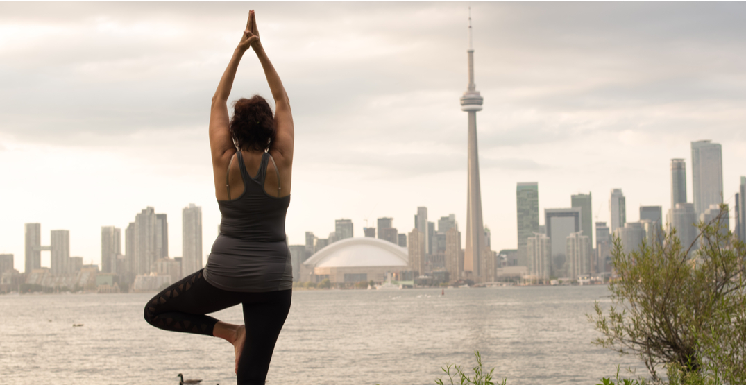 6 stunning spots where you can do a workout outside in Toronto