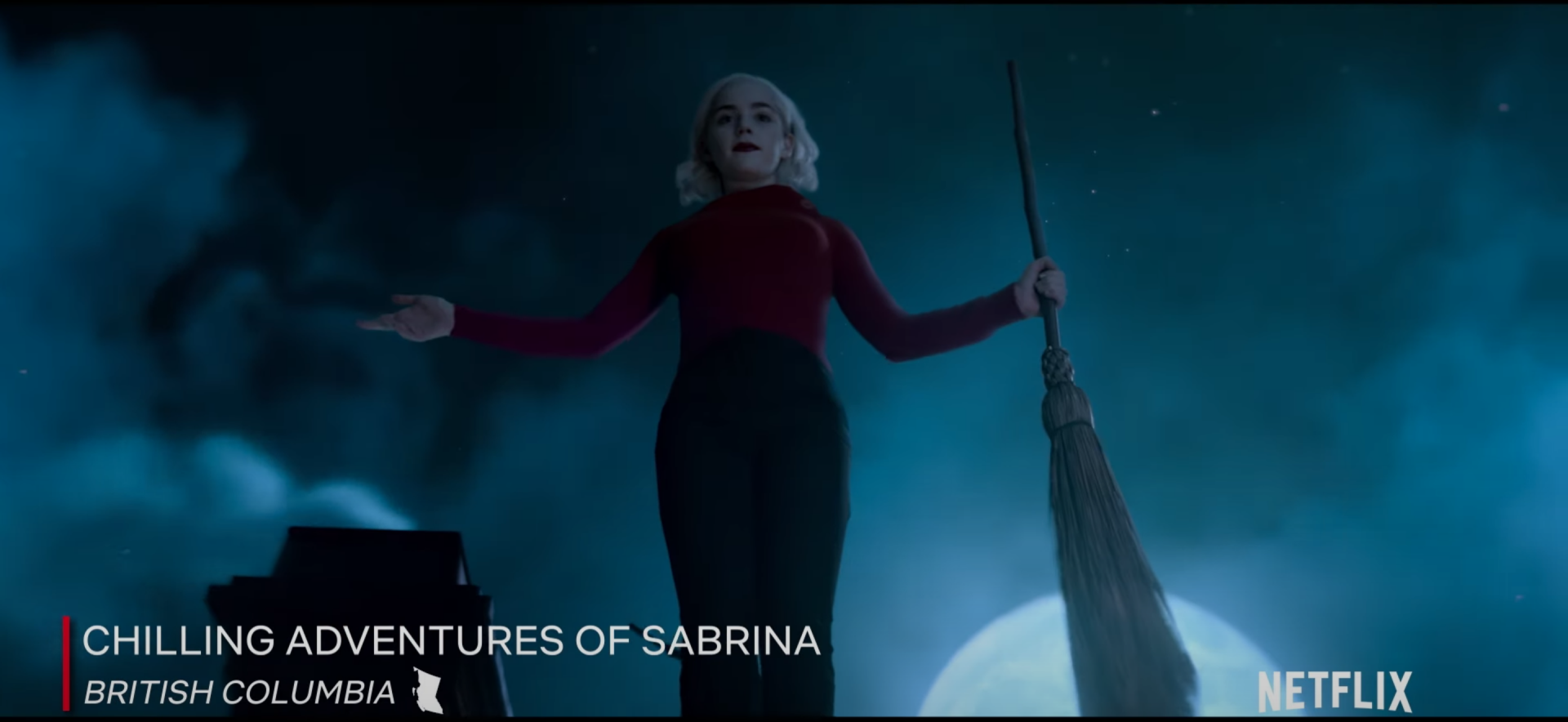 adventures of sabrina
