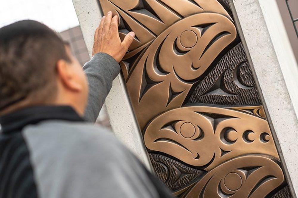 ubc macinnes field first nations art
