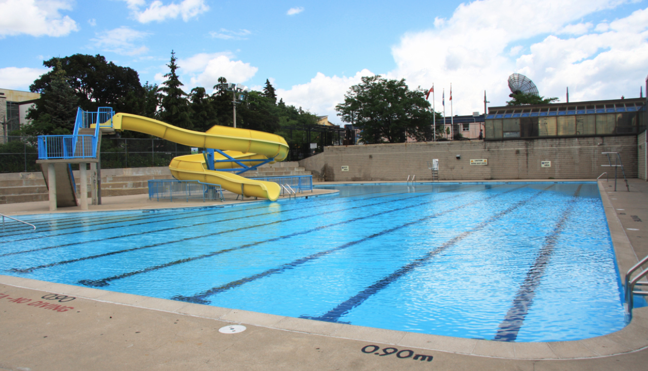 Here's where every single outdoor public pool in Toronto is located (MAP)