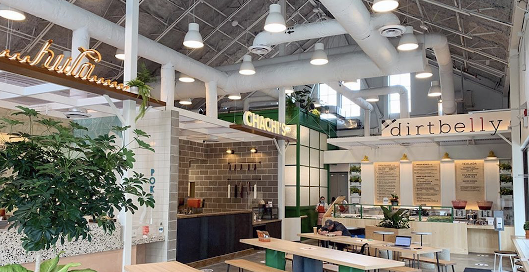 McArthurGlen's new food hall has opened in Richmond